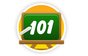 Youth 101 logo